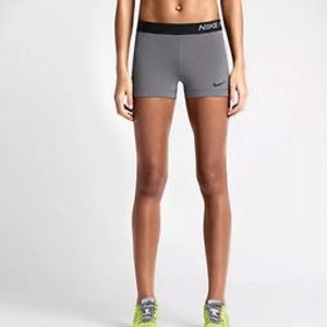 Nike Pro Women's Dry Fit Training Shorts